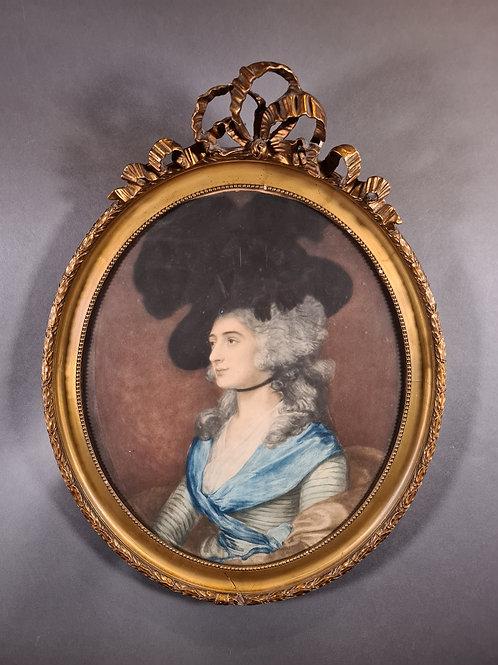 Mrs Gibbons Portrait