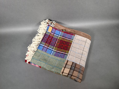 "Patchwork Plaid ""Churchills choice"""