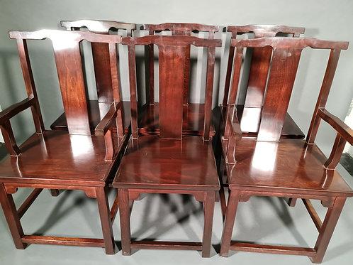 6 Stühle, japanisch