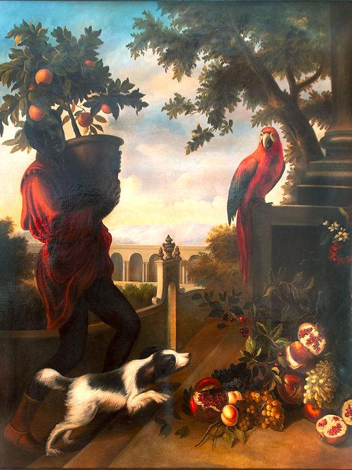Weenix Jan, (1640-1719) in der Art