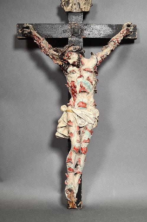 Kruzifix, 18. Jahrhundert
