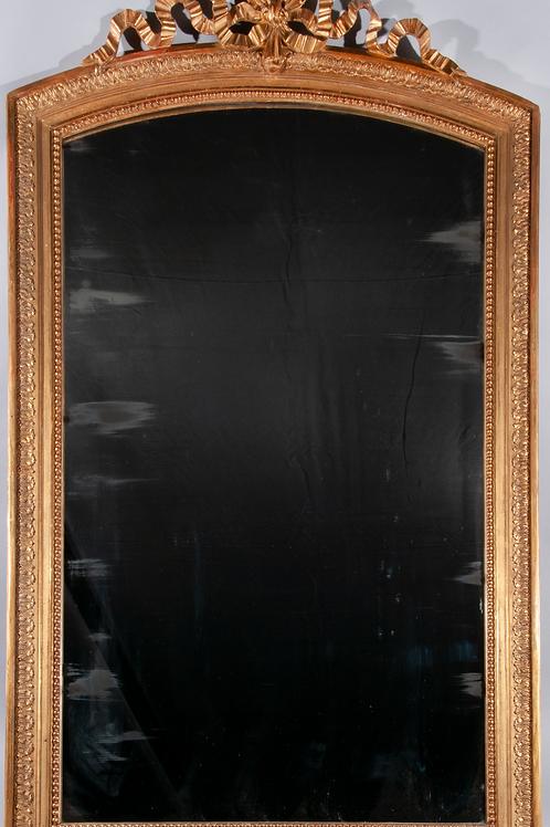 Spiegel Louis Seize, um 1890