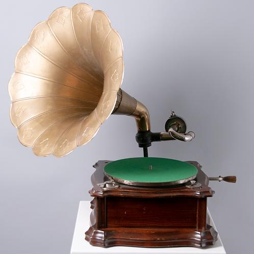 Gramophon, Homocord