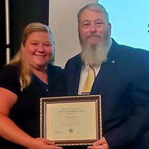 Toledo Mayor Honored