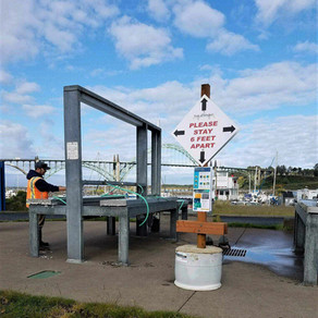 Port of Newport Looks To Open Boat Ramps May 14th