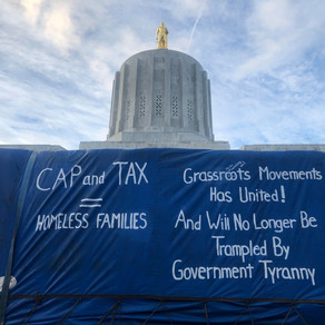 Coastal Residents Join Rally Against SB 1530 In Salem