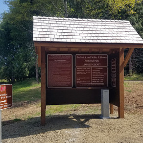 Barbara S. and Walter F. Brown Memorial Park Open