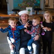 Aquarium Honors Veterans