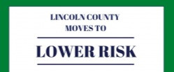 Lincoln County Moves To Low Risk Permanently Friday