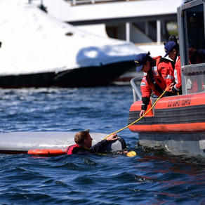 Coast Guard Urges Paddle Safety