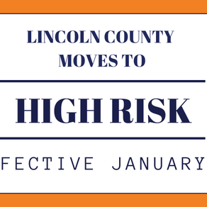 Lincoln County Will Remain In High Risk