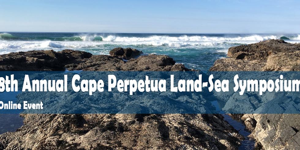 Cape Pertetua Land Sea Symposium
