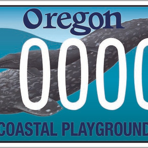 Sales Of Whale License Plate Benefit Whale Research