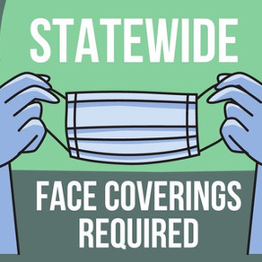 Outdoor Mask Requirement Starts Friday