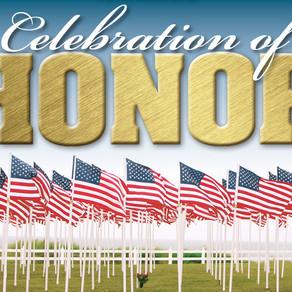 Celebration Of Honor For Veterans