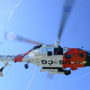 Coast Guard Rescues Two Kayakers