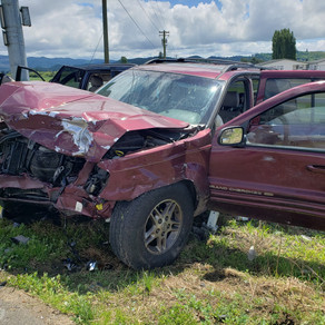90-Year Old Woman Dies After Crash