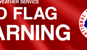 Red Flag Warning Thursday and Friday