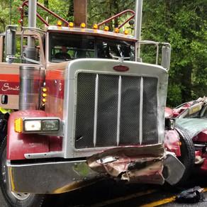 Fatal Crash On Hwy 20