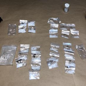 Traffic Stop Leads To Drug Arrest