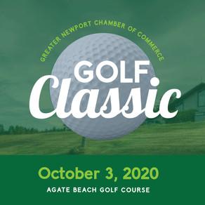Newport Chamber Golf Tournament