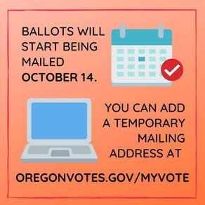 Displaced Voter Information