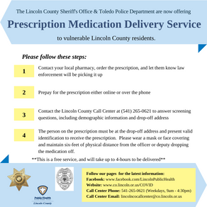 Sheriff's Office And Toledo Police Offer Prescription Drop Off