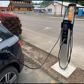 GP Funds Vehicle Charging Stations In Toledo
