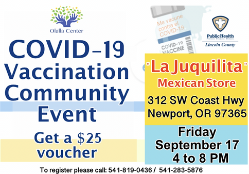 Olalla Center Sept 17 Vaccine Event English.png