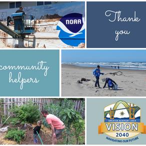 Share Your Gratitude Newport 2020 Awards