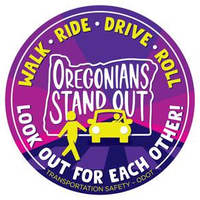 Pedestrian Safety Awareness Month