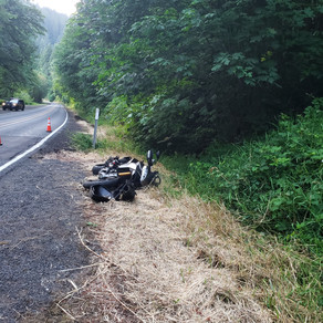 Waldport Man Dies In Motorcycle Crash