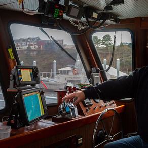 Remembering Charter Boat Captain Lars Robison