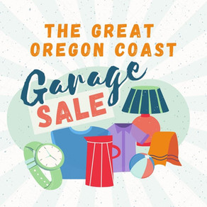 Registration Open For Great Oregon Coast Garage Sale
