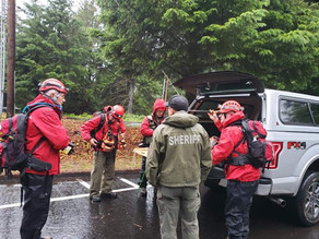 Search And Rescue False Alarm