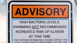 Water Contact Advisory