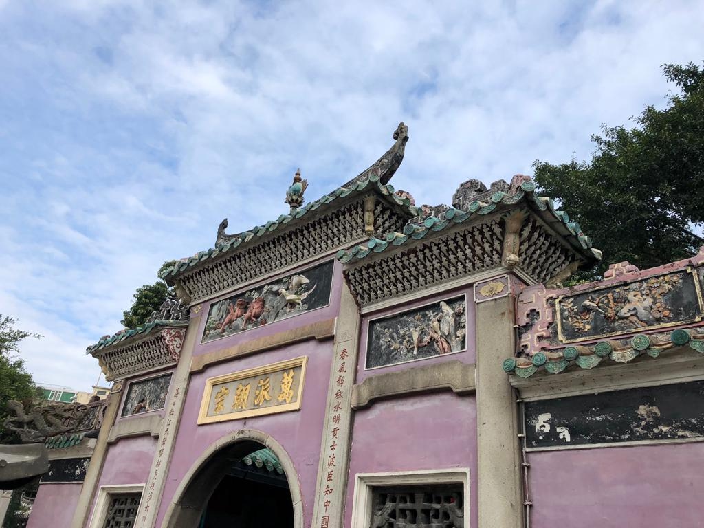 Tempel in Macau