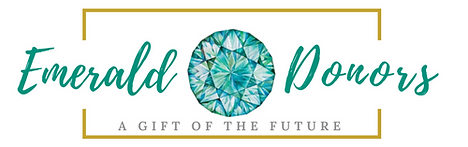 Emerald Donors logo