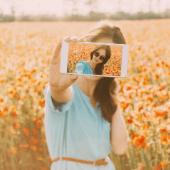 Woman-Flower-Dress-Nature-Selfie.png
