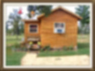 Cabins for rent in Talladega