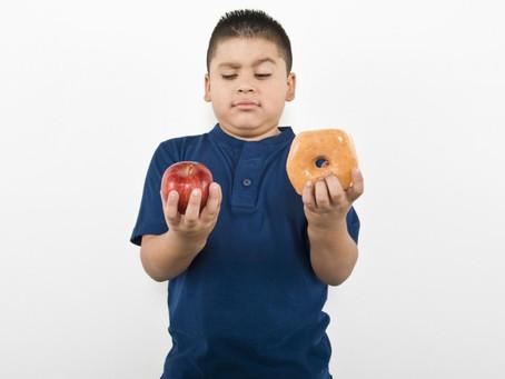 La obesidad infantil puede influir en una diabetes futura