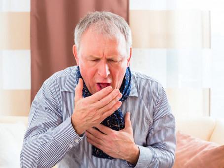Síntomas de neumonía en los pacientes inmunosuprimidos