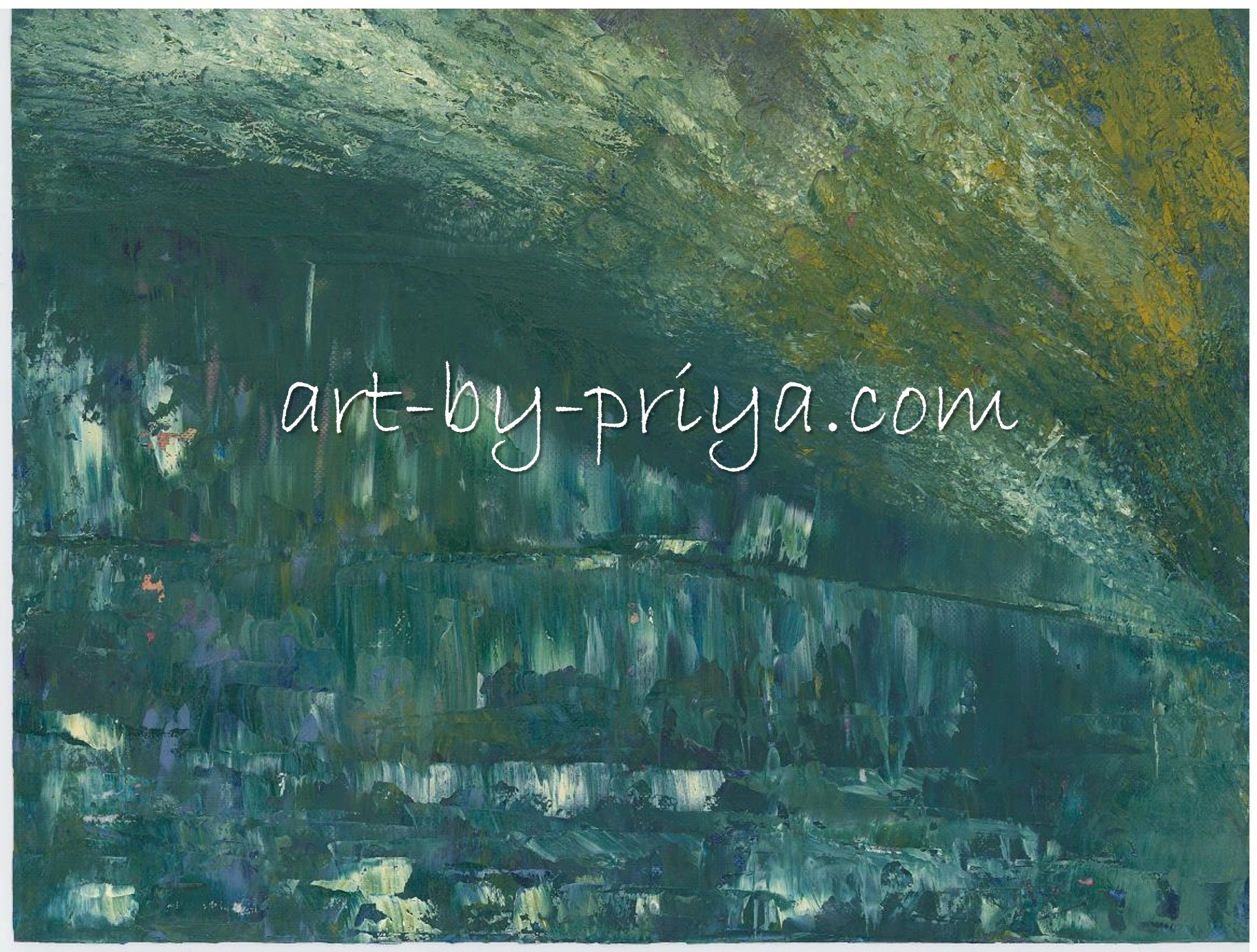 THE CAVE OIL5