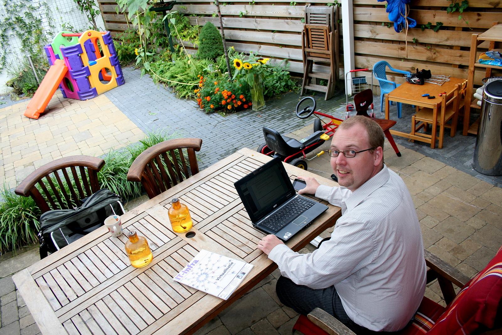 Picasa - Michel van den Einden (IT-Infra 8-2010)