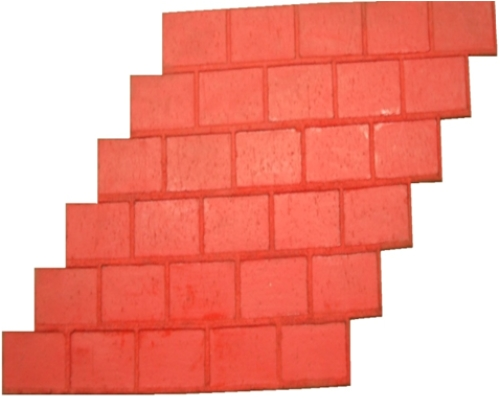 Runningbond new brick