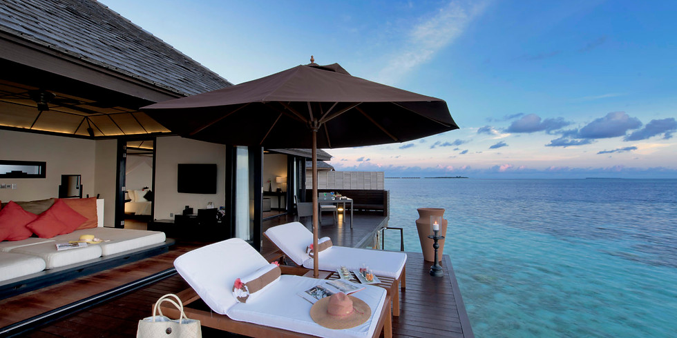 Maldives Luxury Hosted Buyer Experience