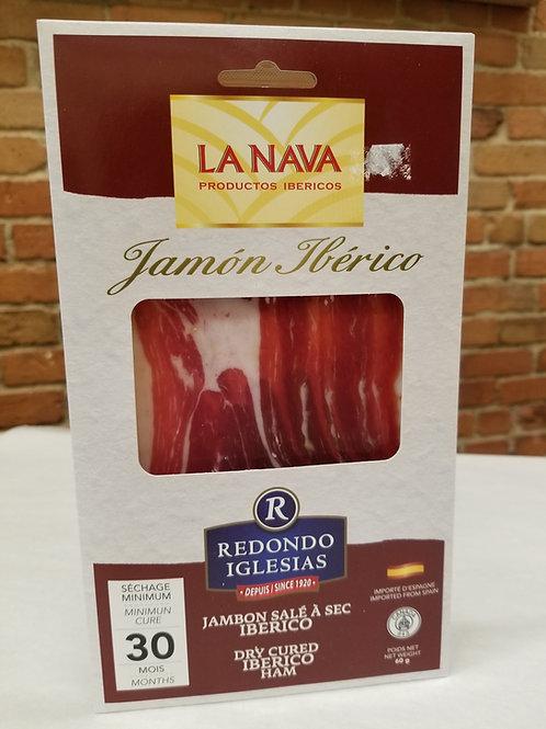 Redondo Iglesias Iberian Ham 30 mo.