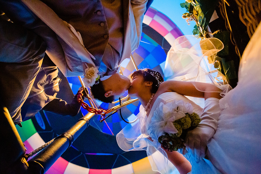 ホテルエピナール那須 気球ウェディング 栃木フォトウェディング 栃木結婚式カメラマン