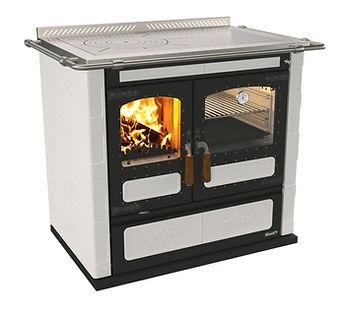 cuisinière à bois Rizzoli L90