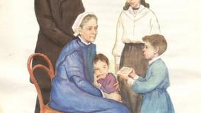Ко Дню семьи, любви и верности. К 190-летию со дня рождения И.Н. Ульянова. Семья Ульяновых
